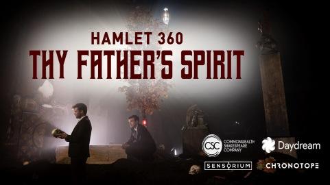 Hamlet 360 Thy Father's Spirit