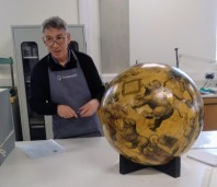 PPMC globe 1613
